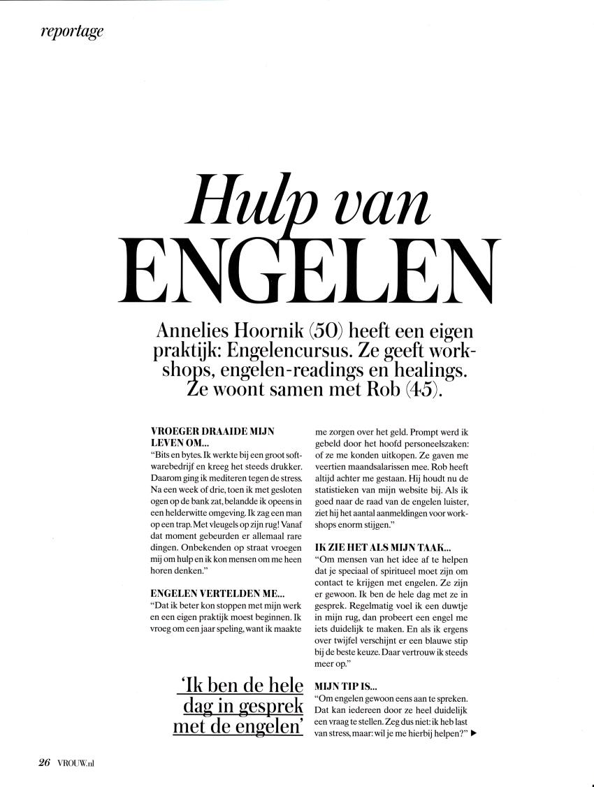 Vrouw Herfst Special 2013 - pagina 1
