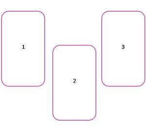 3-kaart legging - zieledoel