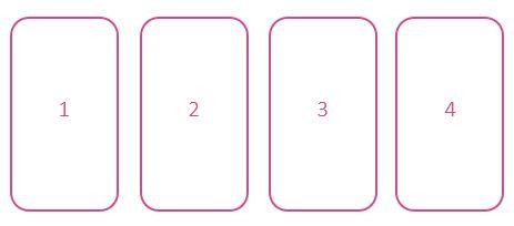 4-kaartlegging veranderingen tarot engelenkaarten