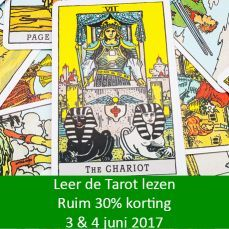 Tarot leren leggen en lezen workshop