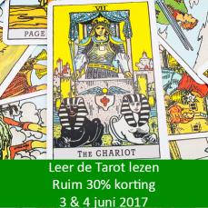 Leer de Tarot lezen workshop bij Engelencurus Annelies Hoornik