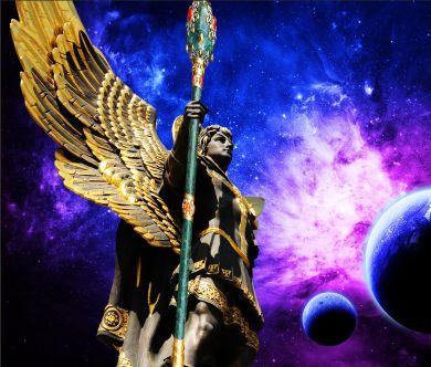 Aartsengel Orion nieuwsbrief Engelencursus