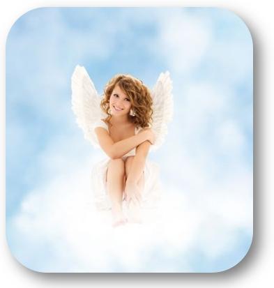 Aartsengel Ambriel voor heldere communicatie nieuwsbrief Engelencursus