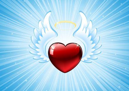Aquarius Angels Harttempel en Verlicht Bewustzijn
