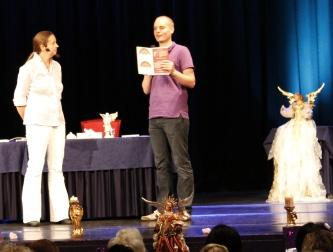 Dutch Angel Day 2012 - Annelies Hoornik en VIctor Jirka