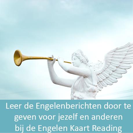 Engelen Kaart Reading workshop