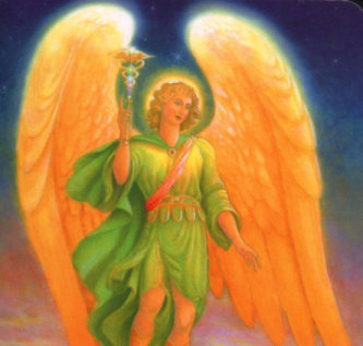 Engelenkoren heerschappijen Doreen Virtue archangels oracle deck