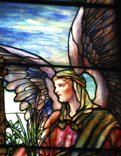 Engelen van helderwetendheid