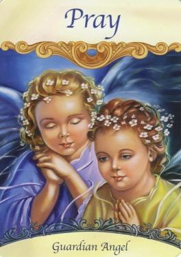 Bid - Engelen en Heiligen kaarten - Doreen Virtue