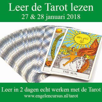 engelencursus leer de Tarot Lezen workshop