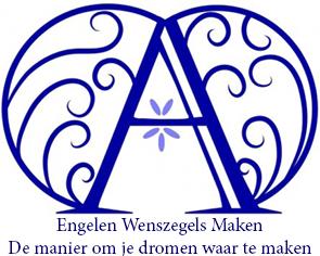 Engelen Wenszegels maken workshop